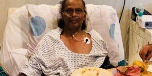 معروف کامیڈين امان اللہ کی طبیعت بگڑ گئی، اسپتال منتقل
