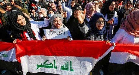 عراقی فوج اور مظاہرین میں جھڑپیں، دو افراد ہلاک، 25 زخمی