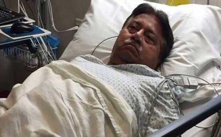 سپریم کورٹ: مشرف کی درخواست پر اعتراض لگ گیا، درخواست واپس