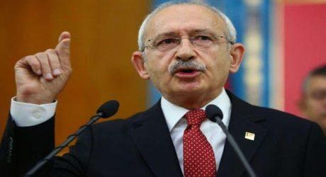 ایردوآن مسلمانوں کا خون بہانے والوں کے ایجنٹ ہیں: ترک اپوزیشن لیڈر